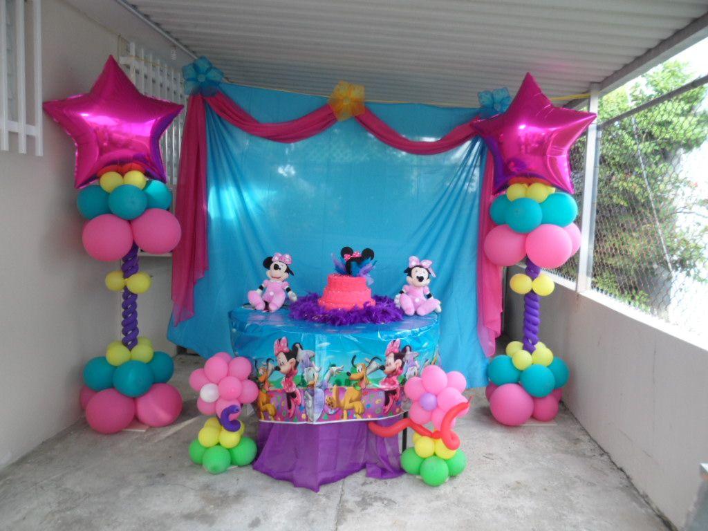 Decoracion de bizcochos puerto rico mesa de torta de - Bombas para decorar ...