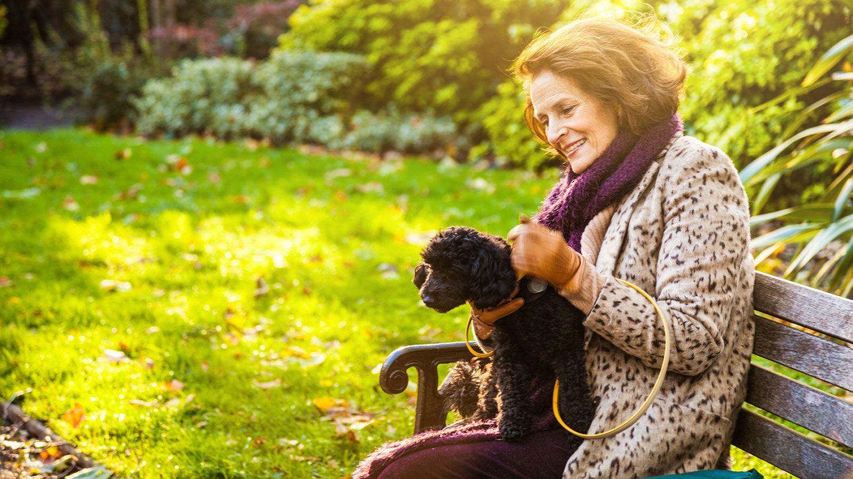 Frau über 60 in memphis
