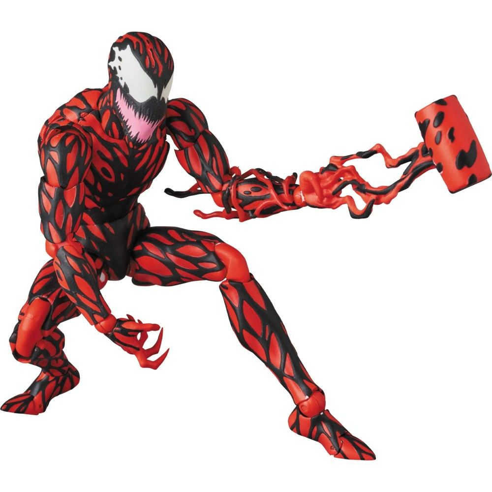 Mafex Series No 118 Carnage Comic Ver Carnage Marvel Carnage Symbiotes Marvel