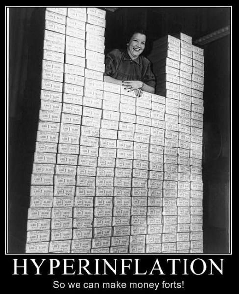 Hyperinflation was the cause of the government printing too much hyperinflation was the cause of the government printing too much money and it then loses sciox Gallery