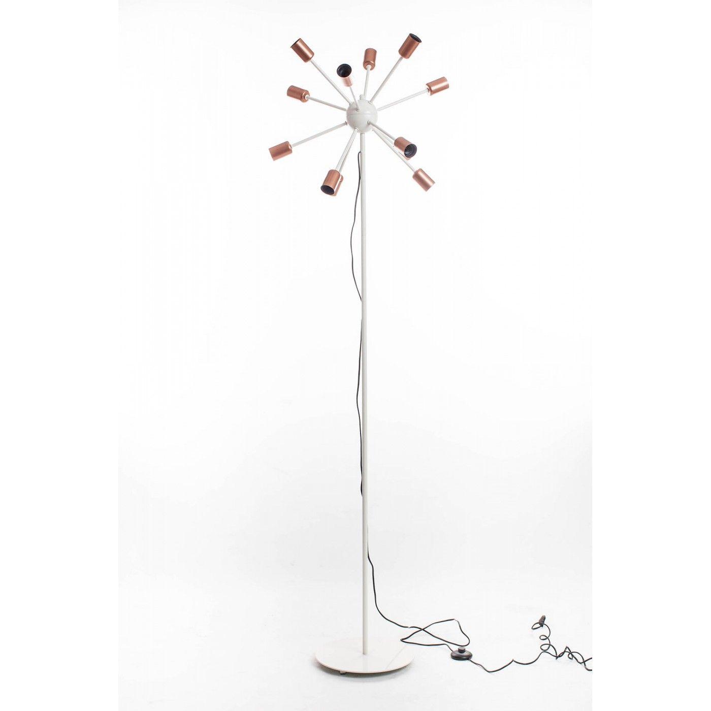 Loft Lampa Podlogowa Genewa Bezowa 190x59x59 Cm Tb330 House Design Design Decor