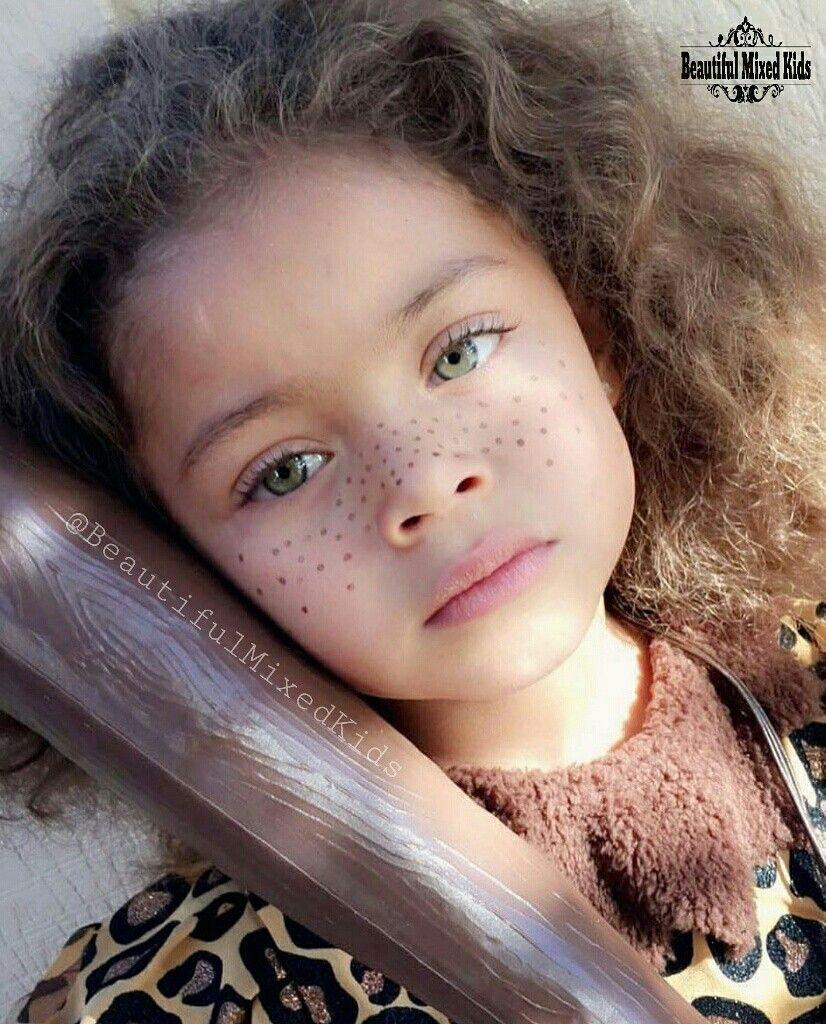 Alaiya 4 Years German Mexican African American Curly Hair Photos Curly Hair Styles Curly Hair Styles Naturally
