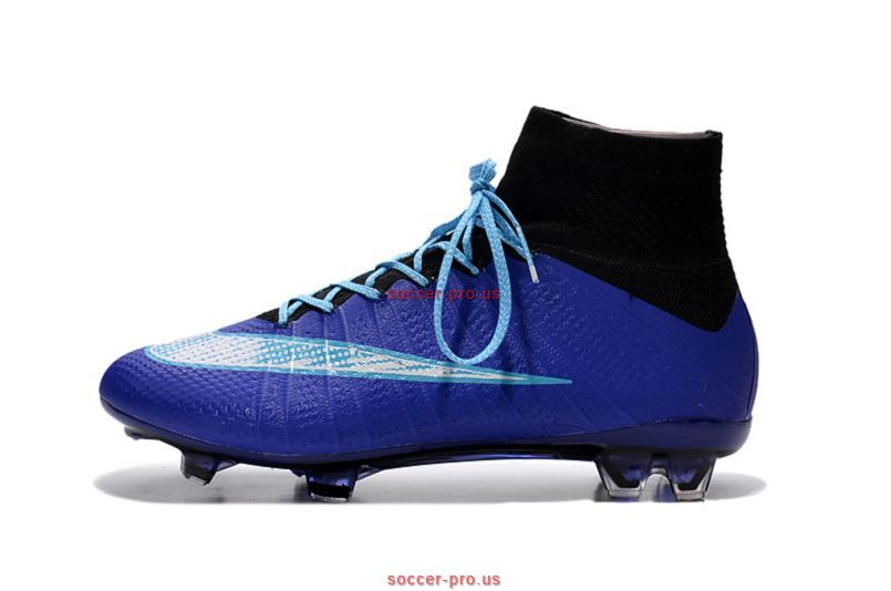 New Nike Tiempo Legend Vii Fg Kangaroo Boots White Blue Nike Soccer Shoes Soccer Shoes Soccer Cleats Nike