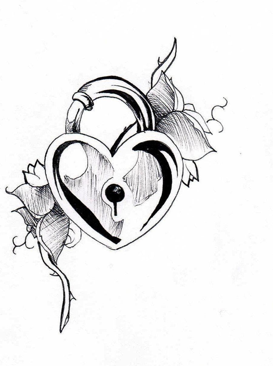 Heart tattoos designs - Explore Key Tattoo Designs Design Tattoos And More