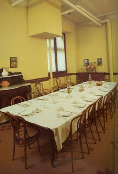 Servantu0027s Dining Room Biltmore Estate   Interior Photos