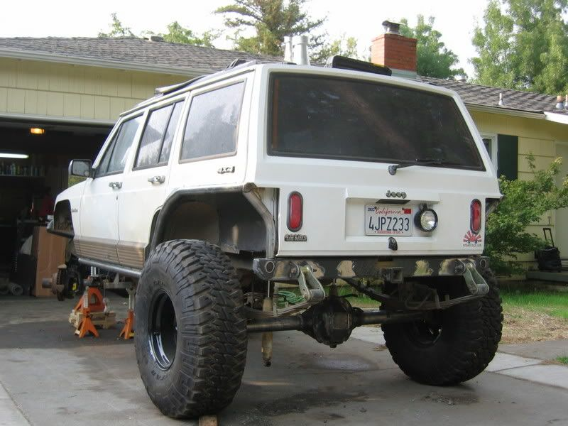 Xj Stretch 111 Pirate4x4 Com 4x4 And Off Road Forum Jeep