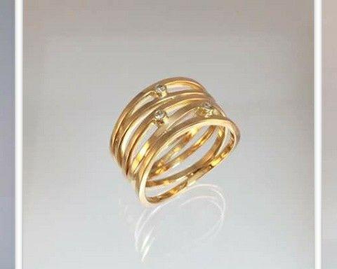 Ring gemaakt door Leonet Edelsmid