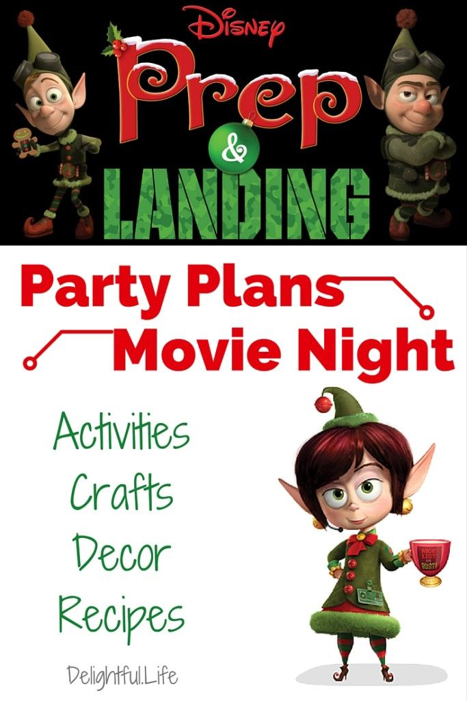 Disney Christmas Party Ideas Part - 41: Disneyu0027s Prep U0026 Landing Themed Christmas Party