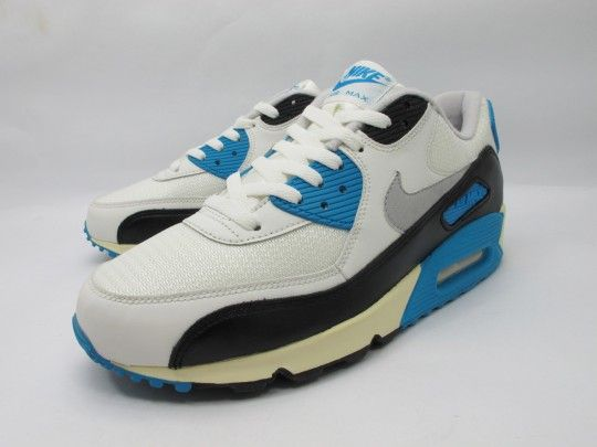buy popular 7448f 4cfb6 ... Nike Air Max 90 Vintage Laser Blue , spring 2013 ...