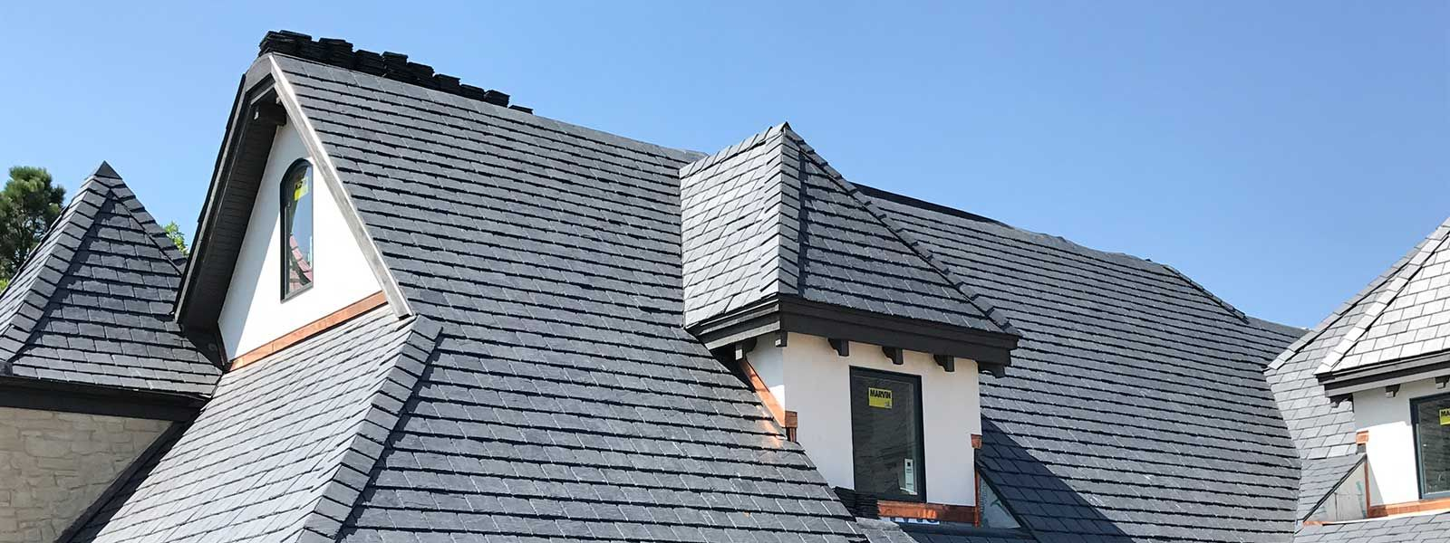 Best Slatetec Slate Roof Roof Installation Roofing Systems 400 x 300