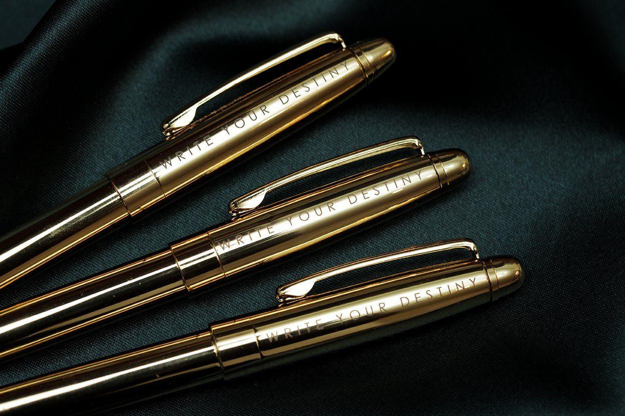 Write Your Destiny Ballpoint Pens ( 3 Pack )