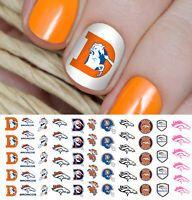 Kansas City Chiefs Football Nail Art Decals - Salon Quality!   eBay