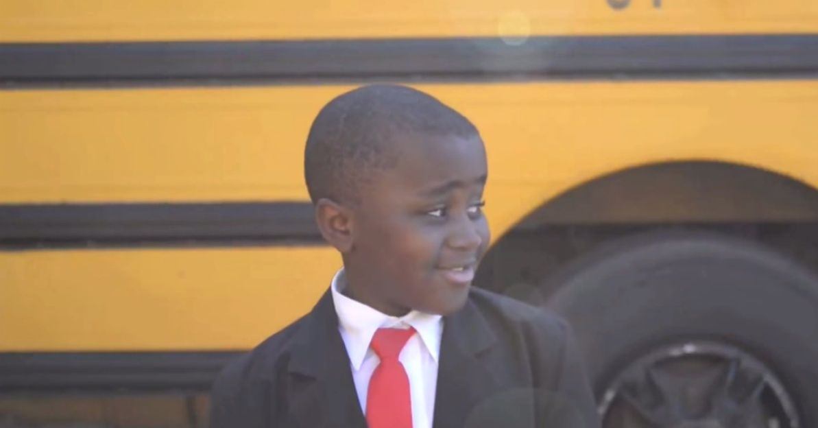 Imagine If Every School Played This Kid President Pep Talk Before Class In 2020 Kid President School Play Kid President Videos