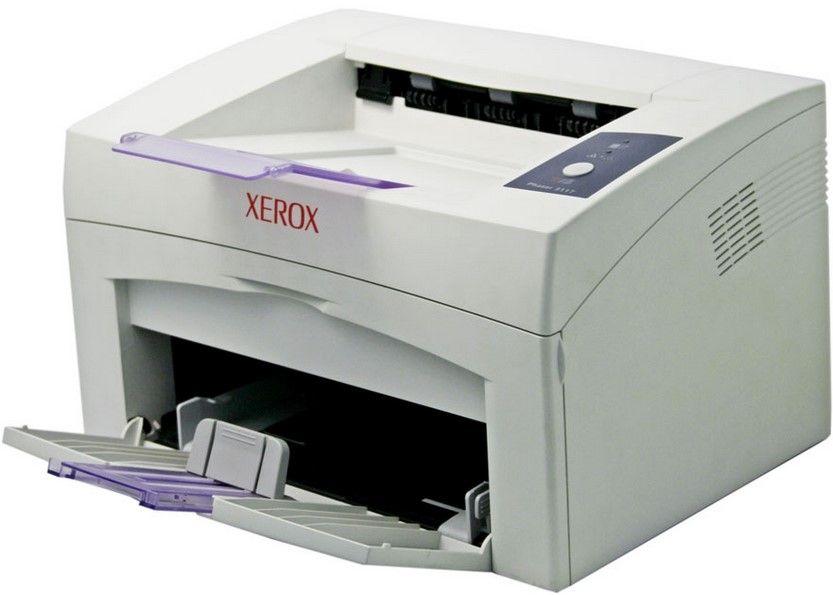 Принтер ксерокс 3117 драйвер скачать