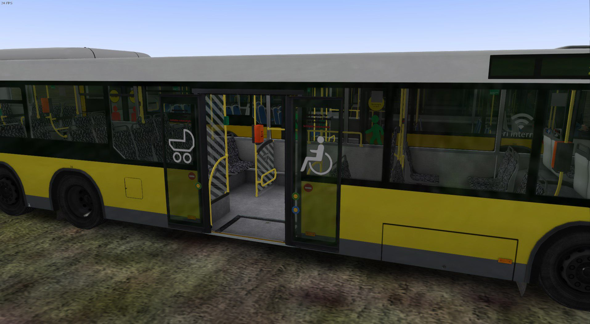 OMSI 2 Add-On MAN Citybus Series | Stuff to Buy | Ads, Vehicles
