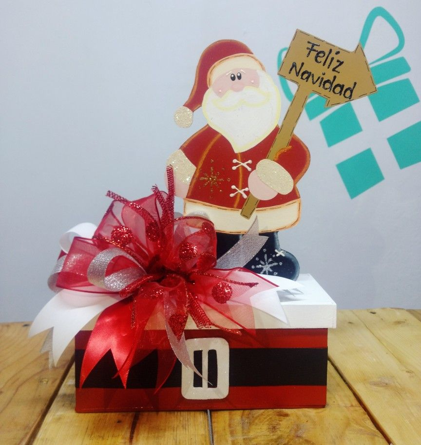 Pin De Andrea En Navidad Pinterest Navidad Regalitos Y  ~ Regalos Originales Para Navidad Manualidades