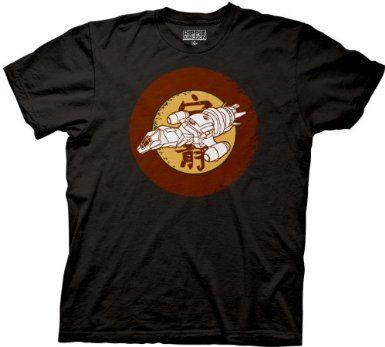 Serenity Firefly Ship Symbol T-shirt