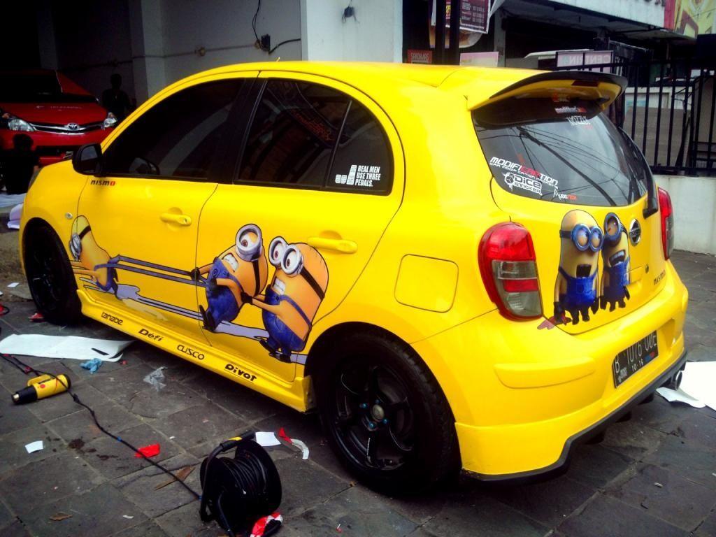 Modifikasi Mobil Kia Indonesia Modifikasi Mobil Mobil Mobil Baru