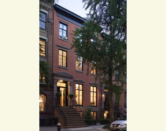Townhouse in the West Village