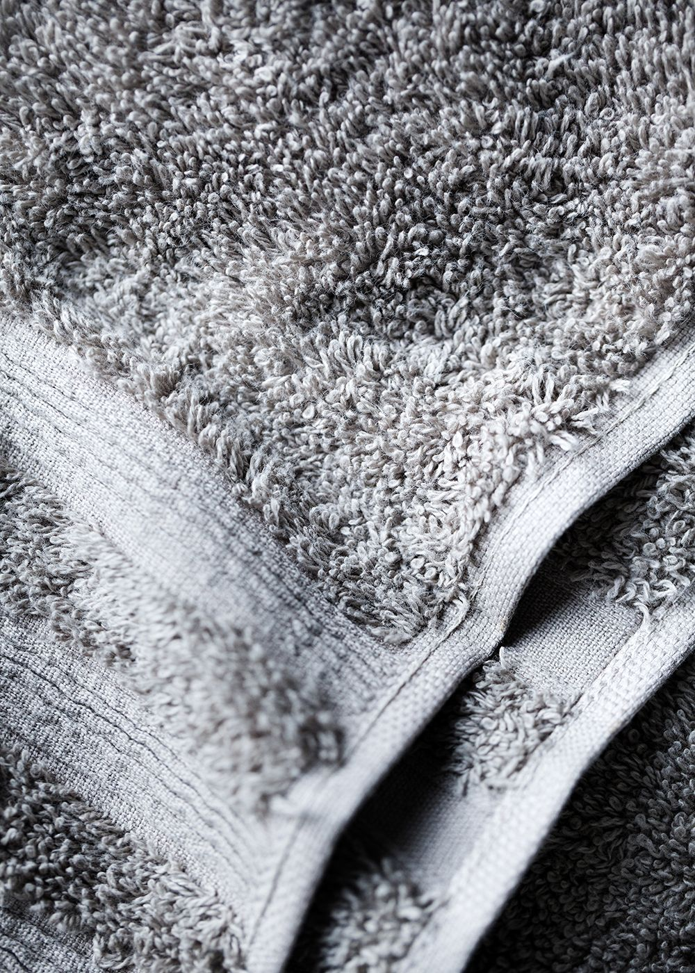 Broste Cph AW13 / bamboo Towels close up