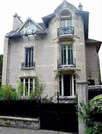 Hôtel Deron Levet, - Google Search Art Nouveau Pinterest - peinture de facade maison