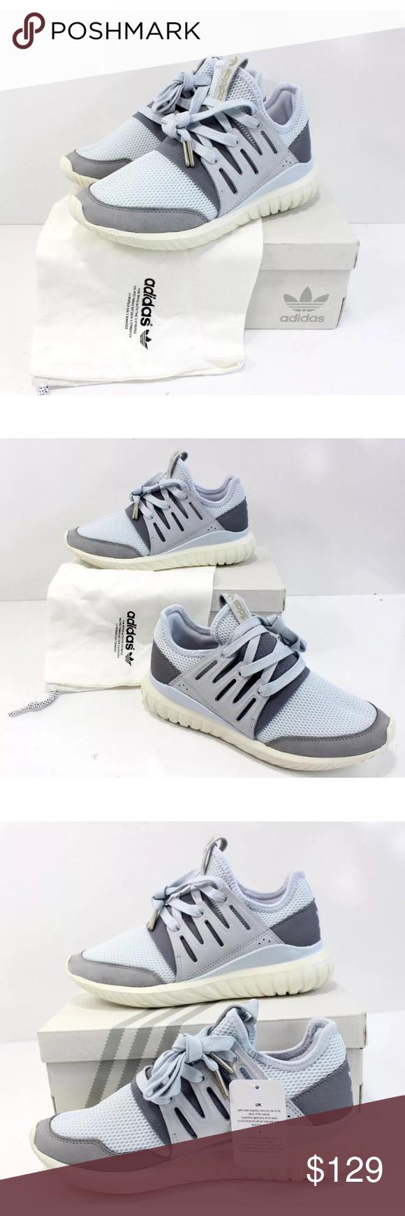 new concept d3f5f 77369 Women Adidas Mi Tubular Radial BA7379 Custom Shoes Women's ...