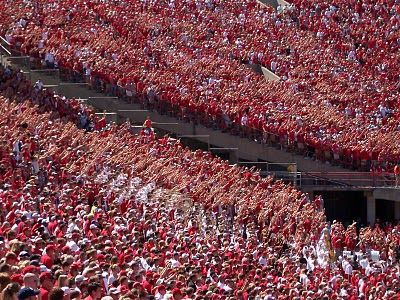 We Re With The Band Home With The Boys Nebraska Cornhuskers Football Nebraska Cornhuskers Cornhuskers
