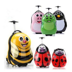 China Smooth ABS Cute Animal Baby Travel Set/Kids Backpack and ...