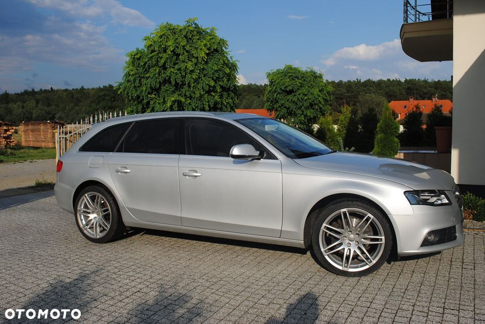 Audi A4 A4 2 0 Tdi Ledy Okazja Otomoto