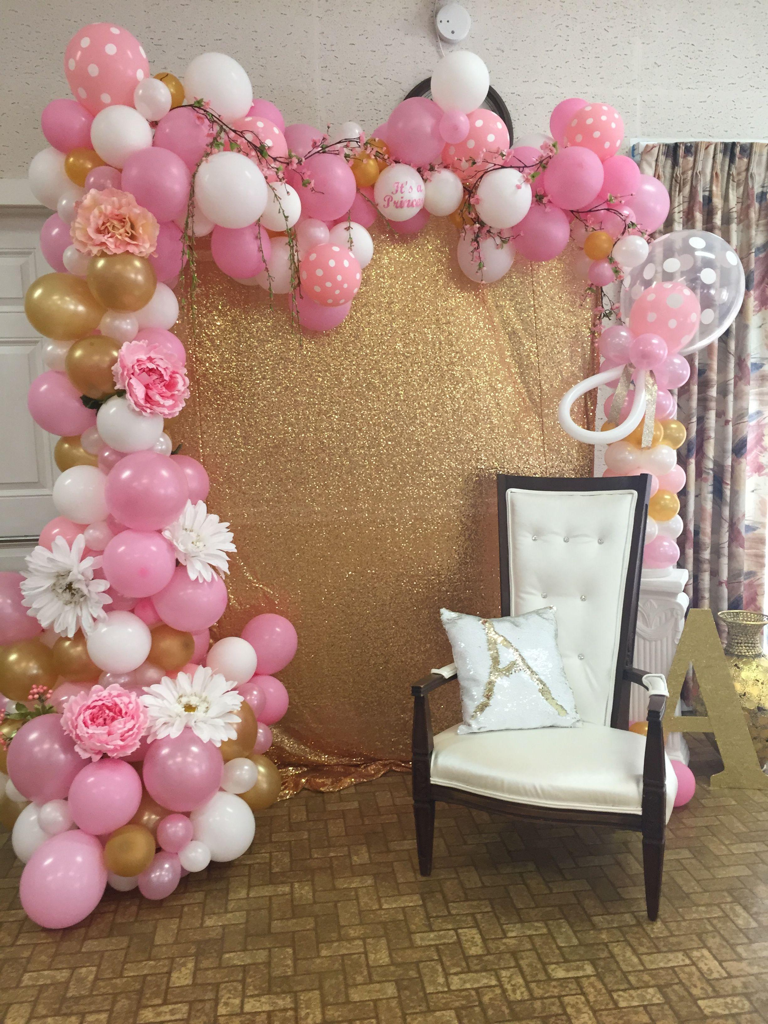 Rose Pink Bathroom