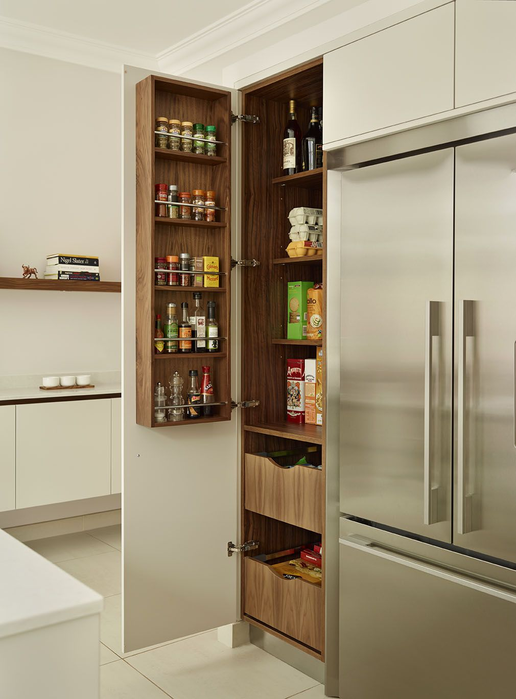 Kitchen pantry cabinet ikea furniture french windows masterbrand