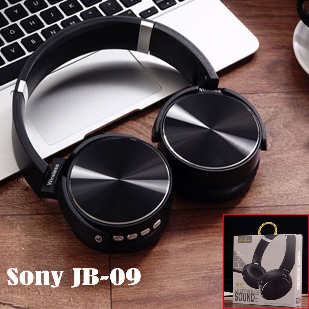 For Sony Jb09 Extra Bass Wireless Stereo Headset Bluetooth Headphones With Nfc Unbrandedgeneric