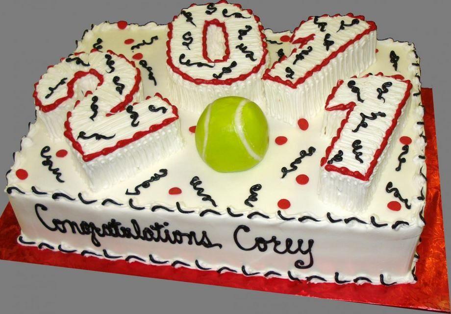 High School Graduation Cake Decorations, High school graduation cakes ~ Dipacake