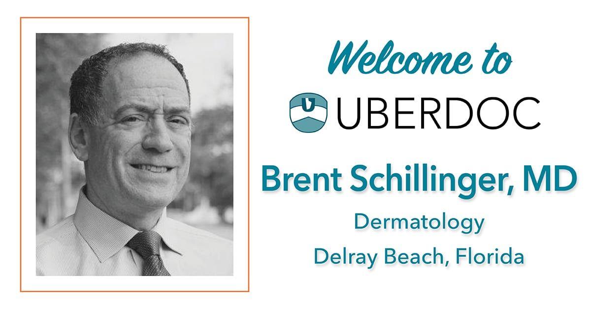 UBERDOC Dr. Brent Schillinger, specializing in