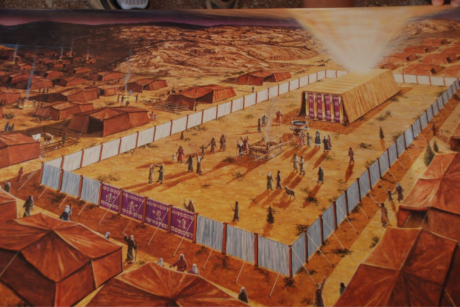 God dwells with his people: a study of Israels ancient tabernacle