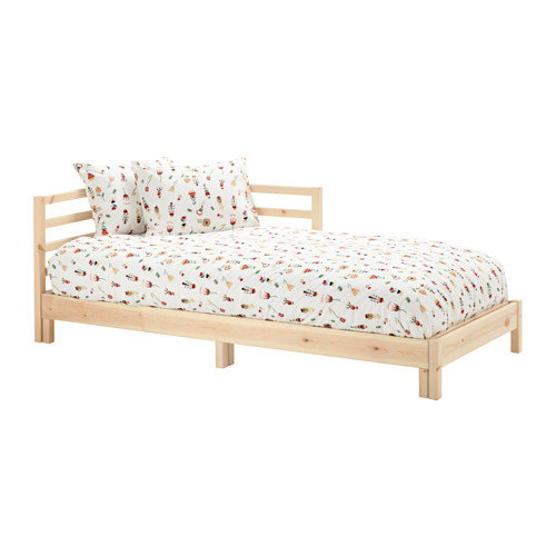 IKEA - TARVA, Daybed frame, , Two functions in one - chaise by day ...
