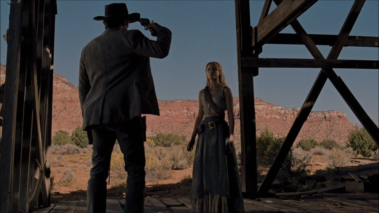 Westworld 2x09 Teddy And Dolores I Can T Protect You Anymore