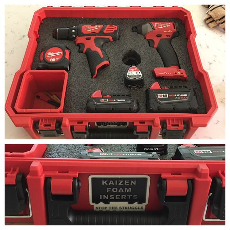 Pin By Charles Marti On Garage In 2019 Milwaukee Tools