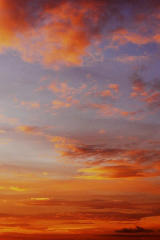 Fire Clouds - by Senarius