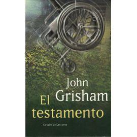 El Testamento John Grisham Libros Interesantes Lectura Lecturas Para Niños