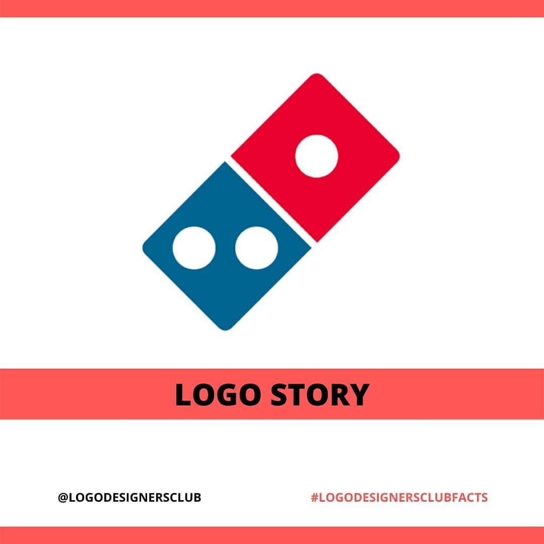 Check Out Our New Series Of Logo Facts Swipe Left To See The Domino S Logo Facts Tell Us In The Comments Double Ta In 2020 Logos Logo Design Logo Branding