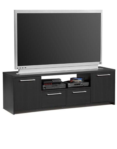Modern Espresso Tv Stand