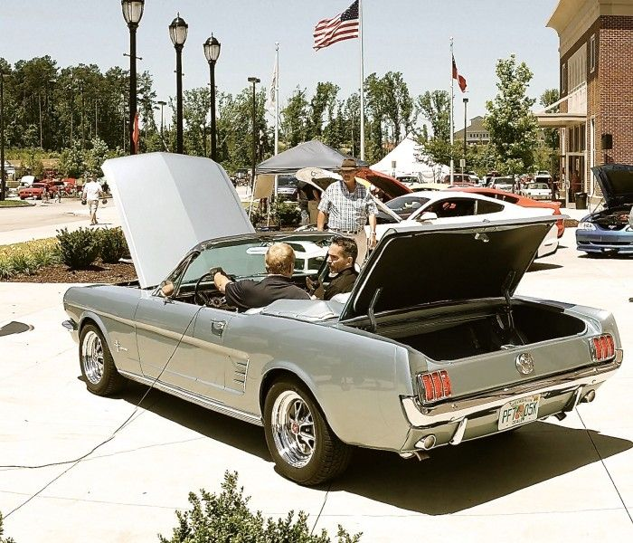The WORLD`S FIRST Mustang Replica For Sale