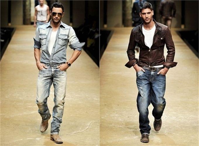 Mens Fashion 2017 Fashionable Jeans