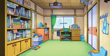 tvアニメパワーアップ記念 スペシャル対談 ドラえもんチャンネル doraemon wallpapers anime background cartoon house