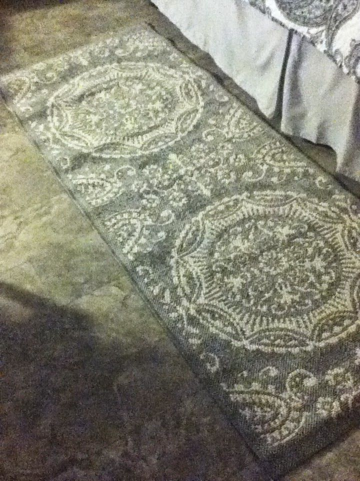 My recycled rug, from Kmart. Area rugs, Rugs, Recycling