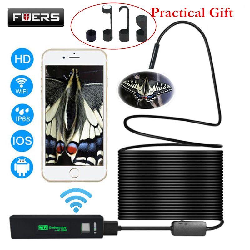 acquistare fuers usb wifi endoscopio fotocamera android. Black Bedroom Furniture Sets. Home Design Ideas