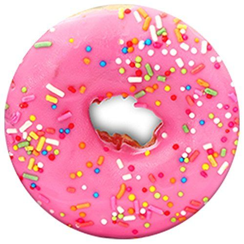 Multi-Function Mounts and StandsDmcyber Expanding Stand Grip Pop Mount Socket for Smartphones iPhone and Tablets (Pink Donut)