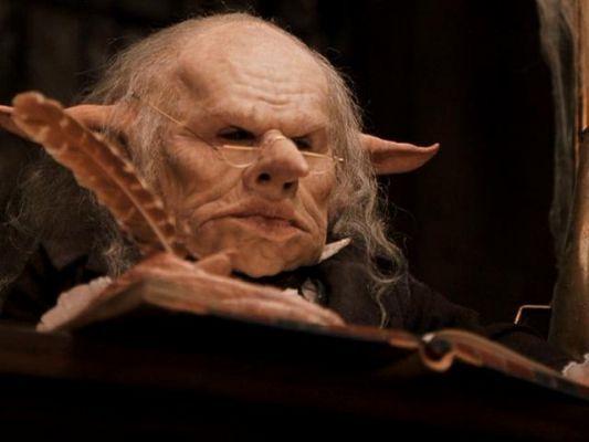 Goblin Harry Potter Goblin Harry Potter Wiki Harry Potter
