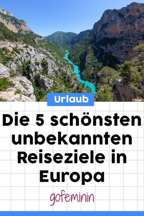 ¡No más turismo de masas! 5 destinos de viaje baratos en Europa que te encantarán